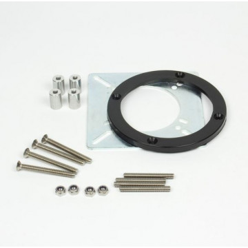 Standard round bezel kit included with steering system kit for hydraulic pump GM0-MRA