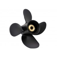 Propeller Mercury 25 to 60HP 2-Stroke and 4-Stroke 10.3 X 13 - 4 blades