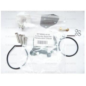 66T-W0093-00 Yamaha 40HP 2-stroke Carborator repair kit