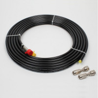 Kit 2 hoses Mavimare 5/16 with fittings