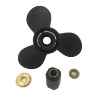 Propeller Mercury 40 to 140HP 2-stroke and 4-stroke 12 3/4 X 21