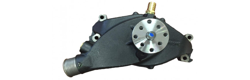 Mercruiser water circulation pump